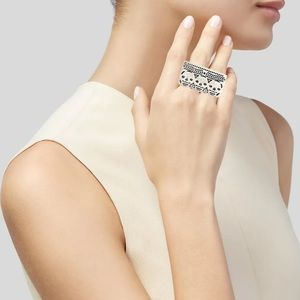 Pamela Love Skull Ring